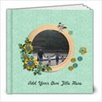 8x8 (20 pages) : Cherished Moments - 8x8 Photo Book (20 pages)