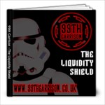 liquidity shield - 8x8 Photo Book (20 pages)