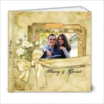 Engagement Book - 6x6 Photo Book (20 pages)