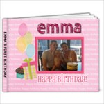 1st birthday - 7x5 Photo Book (20 pages)