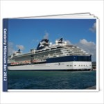 Cruise Jan 2012 - 7x5 Photo Book (20 pages)