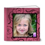 Swirl Album 6X6 DELUXE - 6x6 Deluxe Photo Book (20 pages)