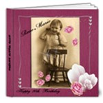 Rose Marie - 8x8 Deluxe Photo Book (20 pages)