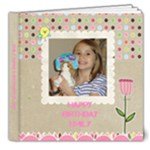 Emily W Birthday - 8x8 Deluxe Photo Book (20 pages)