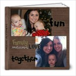 13-14 mos - 8x8 Photo Book (20 pages)