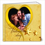Love book - 8x8 Photo Book (20 pages)
