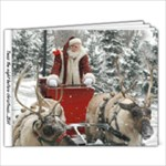 Santa2012 - 7x5 Photo Book (20 pages)