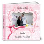 Jayda Marie - 8x8 Photo Book (20 pages)