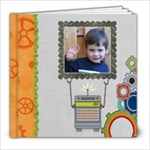 programmed to play - 8x8 Photo Book (20 pages)