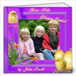 Easter  (20 Pages) 12x12 Book - 12x12 Photo Book (20 pages)
