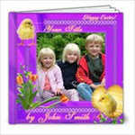 Easter  (20 Pages) 8x8 Book - 8x8 Photo Book (20 pages)