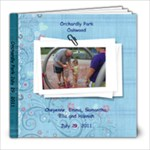 Orchardly Park - 8x8 Photo Book (20 pages)