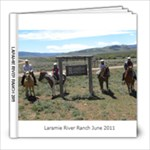 laramie river - 8x8 Photo Book (20 pages)