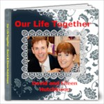 OUR LIFE TOGETHER - 12x12 Photo Book (20 pages)