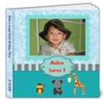 jungle safari - 8x8 Deluxe Photo Book (20 pages)
