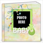 Patches 12x12 Book - 12x12 Photo Book (20 pages)