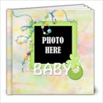 Patches 8x8 Book - 8x8 Photo Book (20 pages)