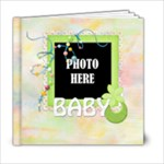 Patches 6x6 Book - 6x6 Photo Book (20 pages)