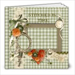 Stitched in Time 8x8 20 pg - 8x8 Photo Book (20 pages)