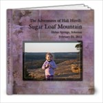 Sugar Loaf Mountain book - 8x8 Photo Book (20 pages)
