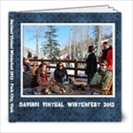 Winterfest - 8x8 Photo Book (20 pages)