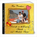 Tenerife - 8x8 Photo Book (60 pages)