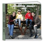 INTERSTATE  JOURNEY  2012 - 8x8 Deluxe Photo Book (20 pages)