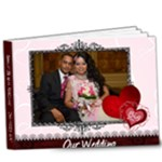 Anjie s Wedding - 9x7 Deluxe Photo Book (20 pages)