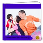 Dream Comes True (2) - 8x8 Deluxe Photo Book (20 pages)