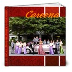 Wedding book - Careena - 8x8 Photo Book (20 pages)