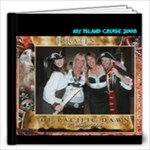 Maelee cruise photo book - 12x12 Photo Book (20 pages)