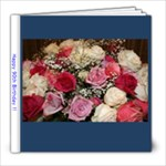 Mom s 90th Birthday  - 8x8 Photo Book (20 pages)