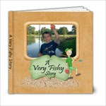 A very Fish 6x6 photo book 2 - 6x6 Photo Book (20 pages)