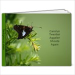 Carolyn shoots again - 7x5 Photo Book (20 pages)