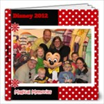 2012 Disney Photobook - 12x12 Photo Book (20 pages)