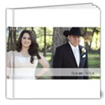 rox - 8x8 Deluxe Photo Book (20 pages)