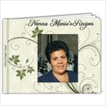 nonna maria recipes - 9x7 Photo Book (20 pages)
