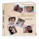 Marcela - 8x8 Photo Book (30 pages)