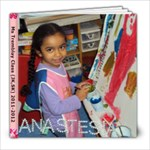anestatia book 2 - 8x8 Photo Book (20 pages)