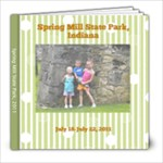 Spring Mill Inn - 8x8 Photo Book (30 pages)