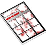 Dead of Night Characters - Large Memo Pads