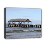 dock of bay 8.10 color - Canvas 10  x 8  (Stretched)