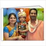 CHETAN 2nd birthday photo s - 9x7 Photo Book (20 pages)