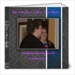 Amy s & Melissa s Elopement - 8x8 Photo Book (20 pages)