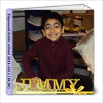 jimmy - 8x8 Photo Book (20 pages)