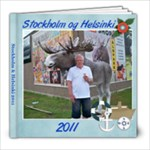Helsinki 2011 - 8x8 Photo Book (20 pages)