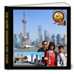 Final 2012 Shanghai Tour - 8x8 Deluxe Photo Book (20 pages)