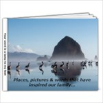 Memory verses 2 - 9x7 Photo Book (20 pages)