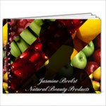 Natural Skin Care - DIY - 9x7 Photo Book (20 pages)
