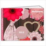 melbourne 2012 - 9x7 Photo Book (20 pages)